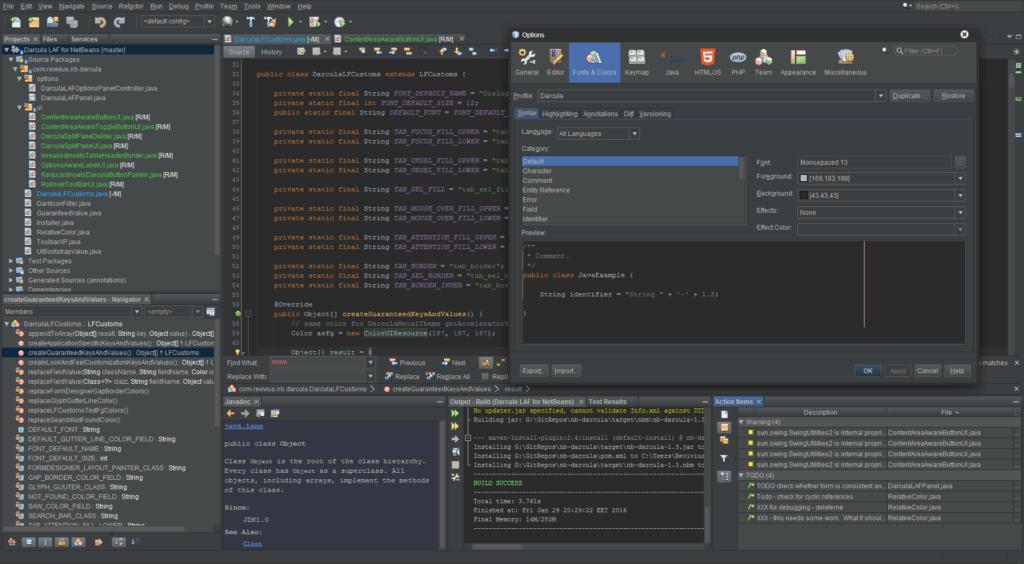 دانلود محیط توسعه حرفه ای نت بینز NetBeans IDE