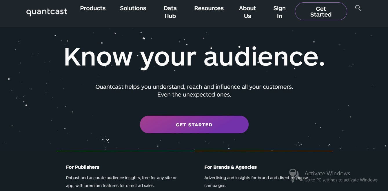 Quantcast در Quantcast شما گزینههایی برای کم و زیاد کردنشان در اختیار دارید. اول از همه میتوانید بازهی زمانی را مشخص کنید که میزان بازدید را برای آن نمایش دهد. علاوه بر تمام اینها، اطلاعاتی نه چندان ناقص از نوع بازدید کنندگان مانند سن، جنس، میزان تحصیلات و … را هم نشان میدهد. بهتر است که خودتان به این سایت رفته و نشانی یک سایت یا سایت خودتان را وارد کنید تا اطلاعات مرتبط با آن را دریافت کنید.