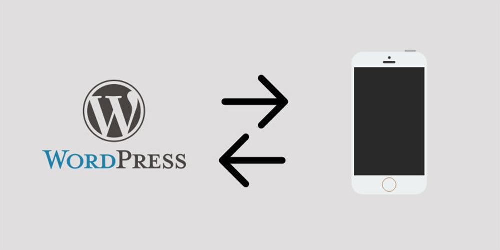 تبدیل وبسایت وردپرس