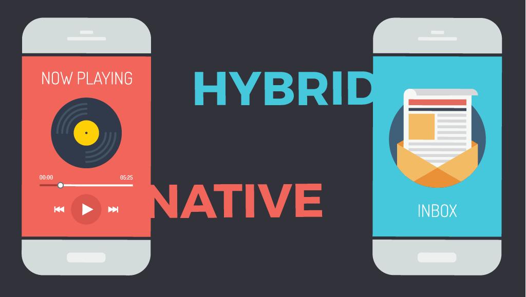 فرق بین اپلیکیشن های هایبرید و نیتیو چیست؟ (Hybrid vs Native)