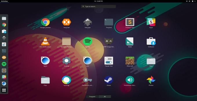 معرفی چند تم بسیار زیبا برای اوبونتو لینوکس