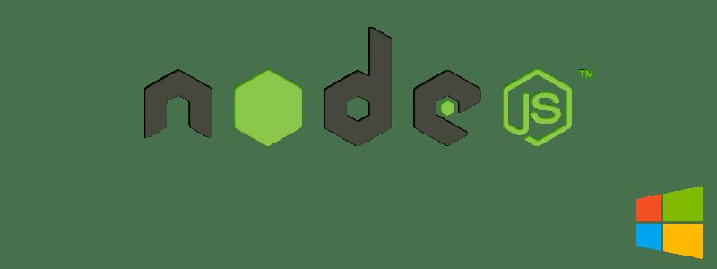 نصب node.js
