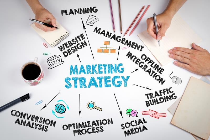 استراتژیهای بازاریابی