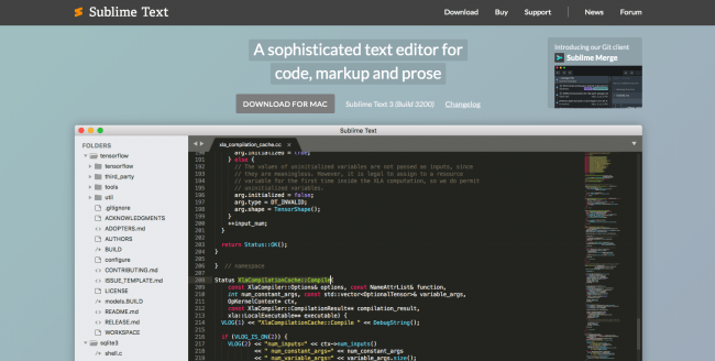 بهترین کد ادیتور