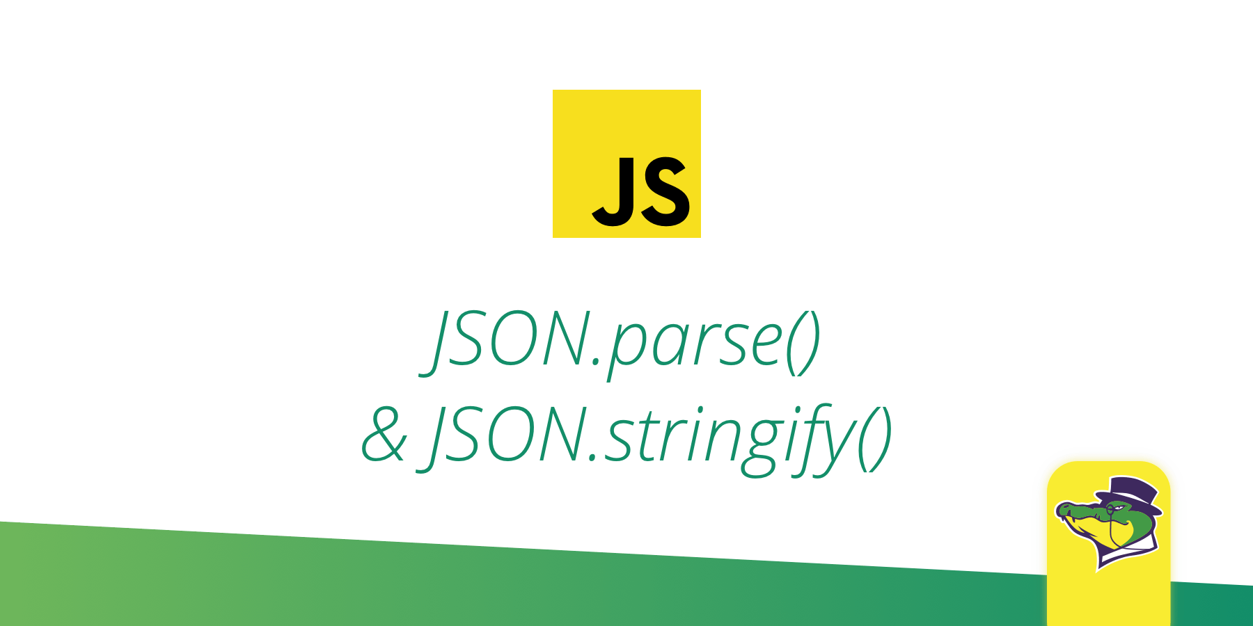 دستور JSON.strinigfy()