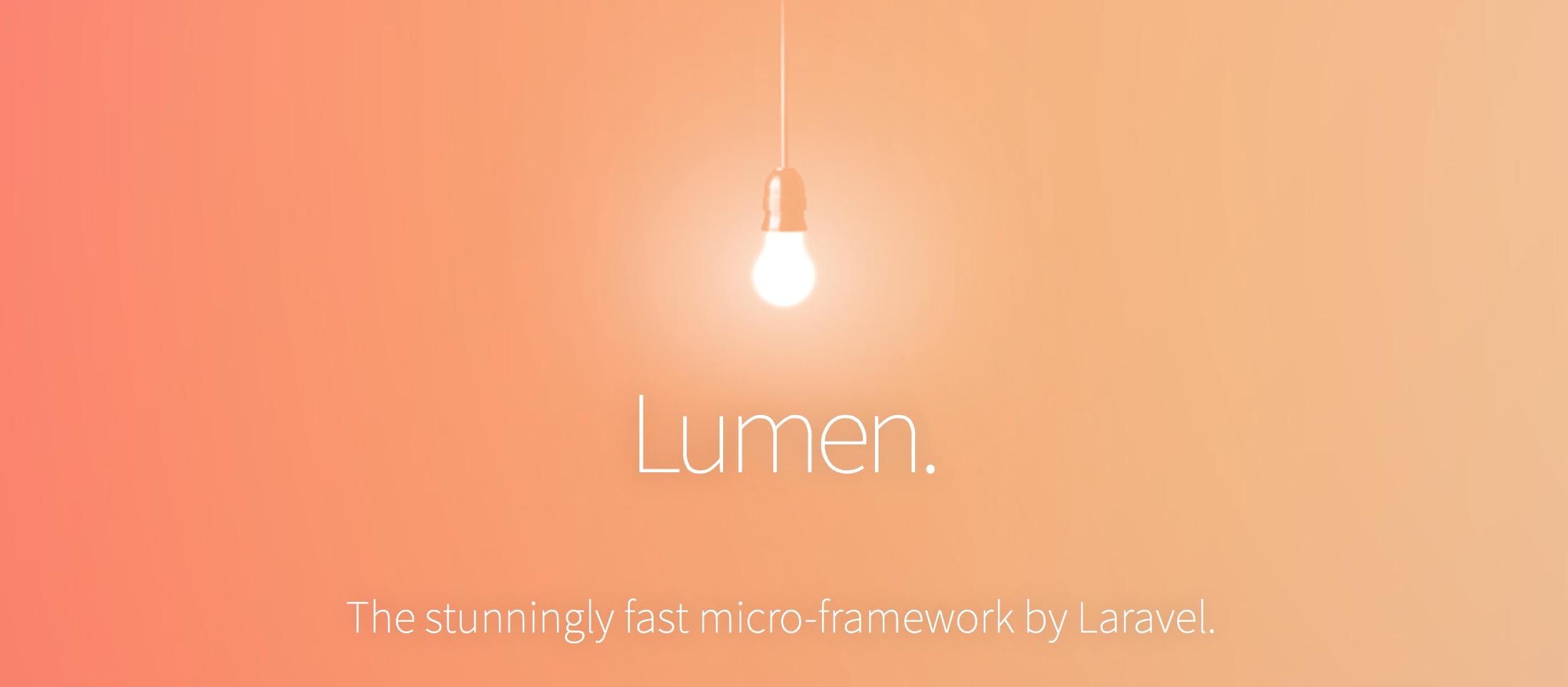 آشنایی با Lumen از لاراول