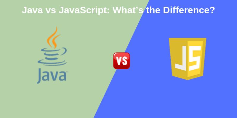 بررسی تفاوت های جاوا و جاوا اسکریپت