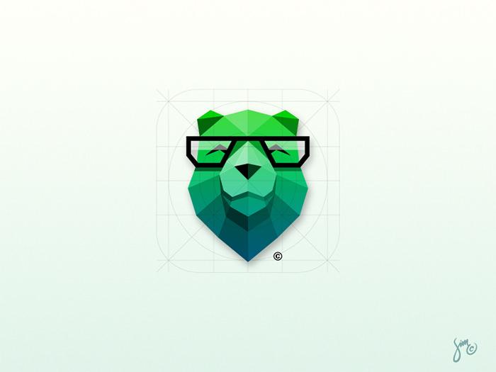 50 طرح زیبا برای آیکون اپلیکیشن موبایل − CodeFriend.ir